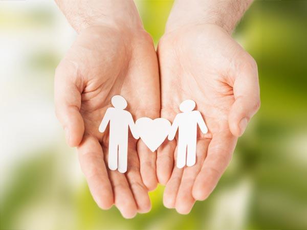Vai jūsu mīlestības laulība būs? Pārbaudiet, ko par to norāda jūsu palmu līnijas