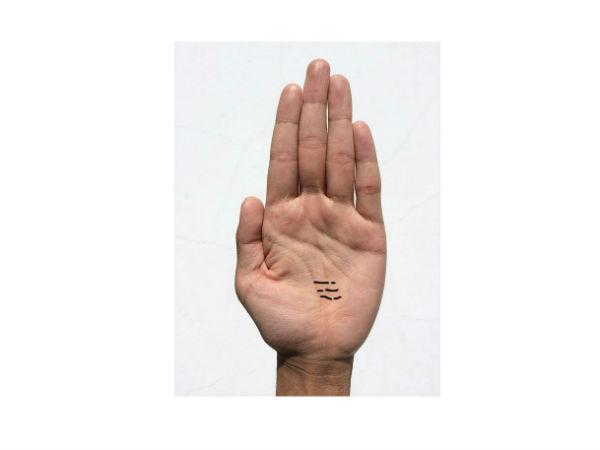 Apa Arti Garis Patah Di Telapak Tangan?