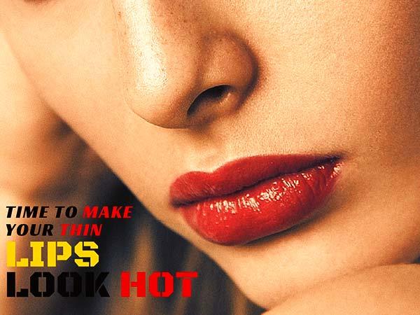 Tip Makeup Panas Pikeun Biwir Ipis
