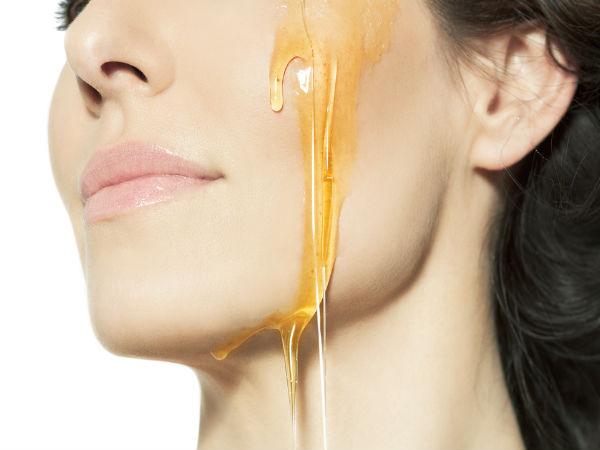 Kako uporabiti med za mastno kožo?