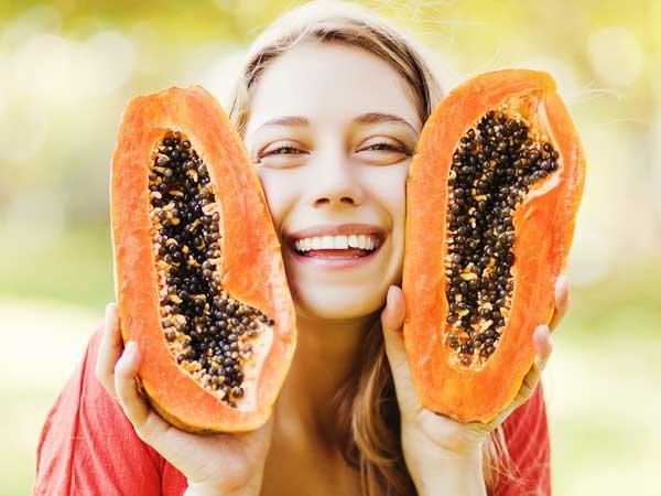7 gyümölcs masszírozni a bőrödön