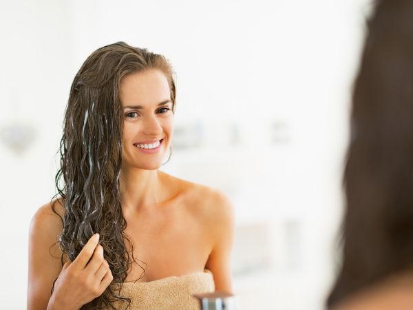 चिकना और रेशमी बालों के लिए DIY केला हेयर कंडीशनर