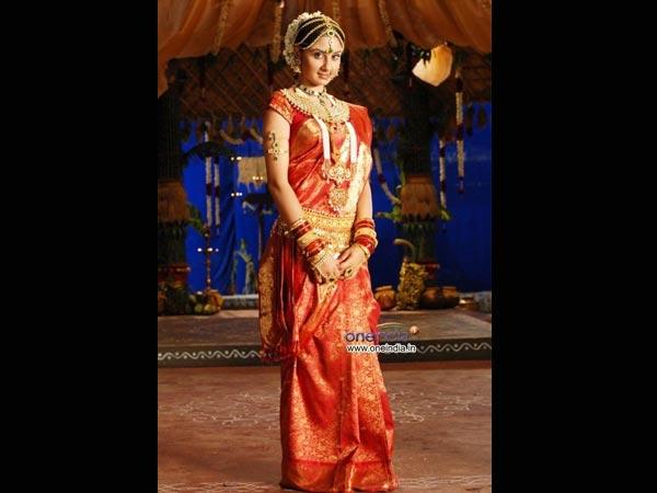 Nosite Kanjeevaram Sarees kot Celebs