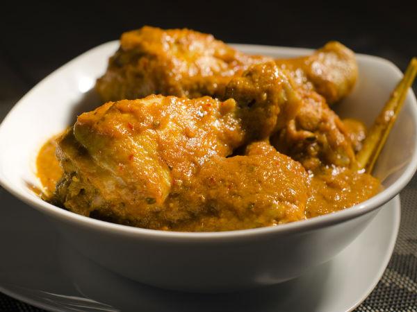 Мерг Мусаллам: гострий курячий рецепт