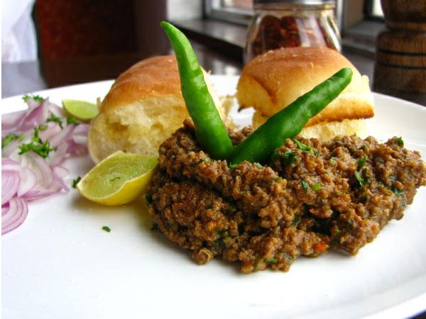 खीमा पाव: अमची मुंबई रेसिपी