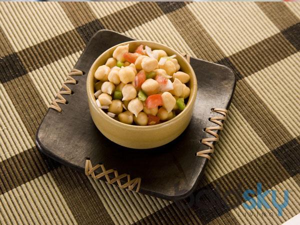 Salad Chana: Resep Ngiringan Berat