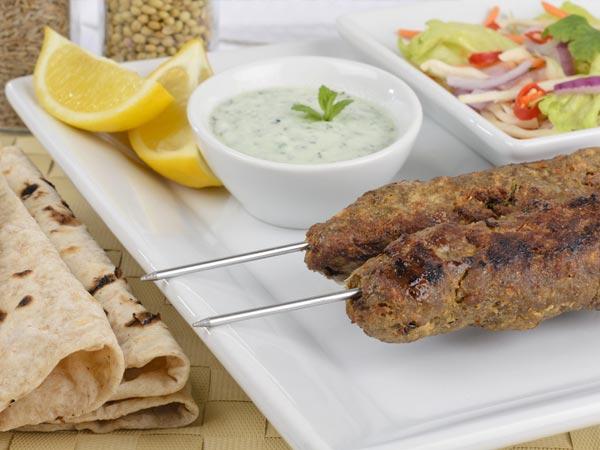 Tēva dienas īpašais piedāvājums: Kakori Kebaba recepte