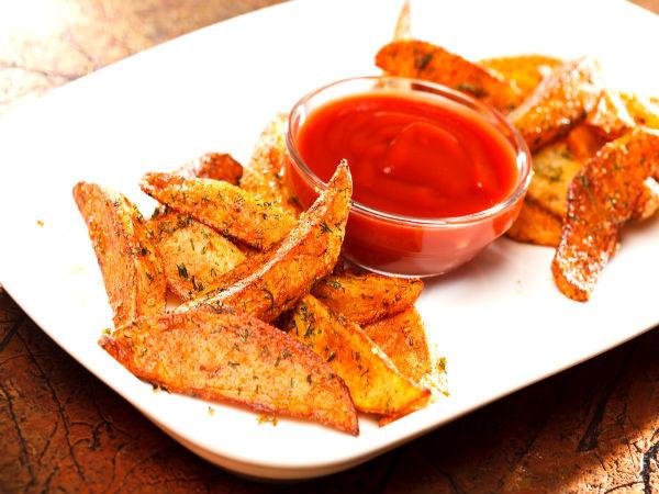 Spicy Chili Kartoffel Opskrift
