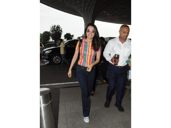 Živý vzhľad letiska Shraddha Kapoor dodá vášmu víkendu šmrnc
