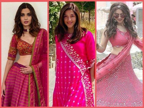 Menghadiri Perkahwinan Tidak lama lagi? Inilah Pakaian Pink yang diilhamkan oleh Divas Untuk Inspirasi