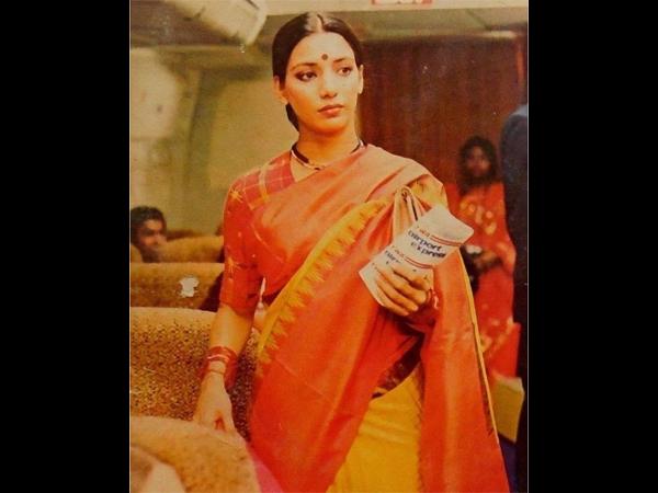 Flashback Pantun: Shabana Azmi's Sari Di Suraag Sabenernna Indung na