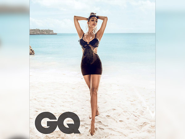 Malaika Arora's Sensational Bikini Shoot For GQ India