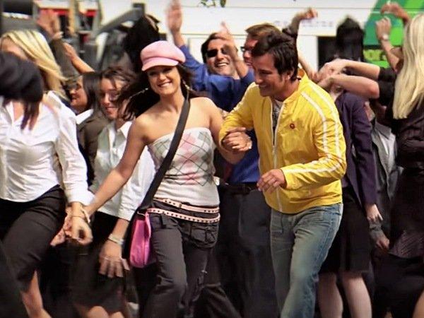 सलाम नमस्ते के 15 वर्षों में, प्रीति जिंटा की फिल्म से स्टाइलिश और मातृत्व फैशनेबल दिखता है