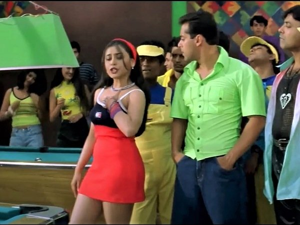 On 21 Years Of Hello Brother, Salman Khan Dan Rani Mukerji's Co-ordinated Outfits From The Film