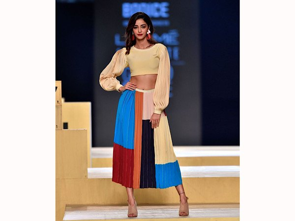 I-FDCI x LFW: U-Ananya Panday, uDia Mirza, Nabanye AbakwaCeleb Showstoppers Fashion Kusukela Ngeviki Lemfashini