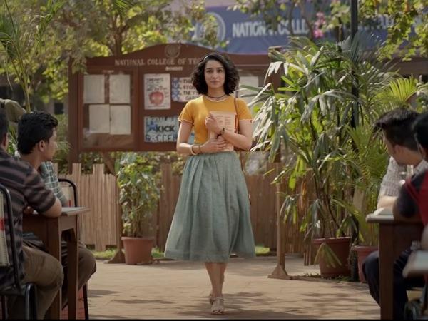 Chhichhore vender 1, et blik på Sushant Singh Rajput og Shraddha Kapoor's tøj fra filmen
