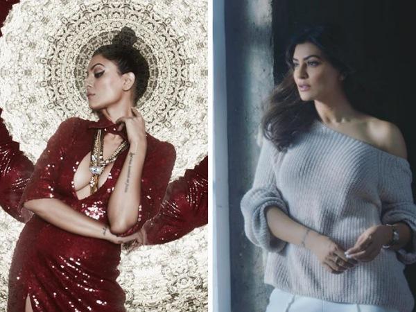 Το Aarya Star Sushmita Sen είναι μια μεγάλη έμπνευση μόδας για εμάς και είναι εμφανές από τα κομψά ρούχα της