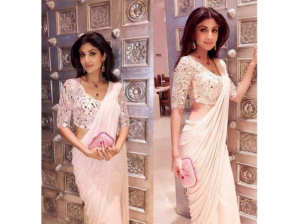 5 modèles de chemisier que vous pouvez totalement voler à Shilpa Shetty