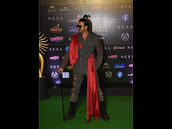 IIFA Awards 2019: Ranveer Singh- ის უახლესი სახე ისაა, რაც მხოლოდ მას შეეძლო გამოეყვანა
