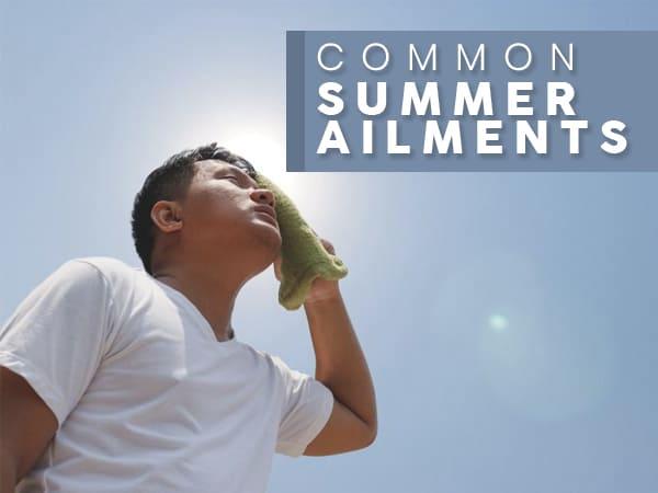 7 საერთო საზაფხულო დაავადება და მათი პრევენციის გზა