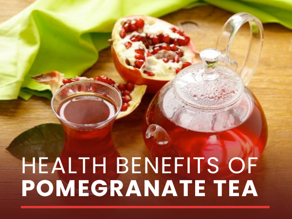 अनार की चाय के 11 स्वास्थ्य लाभ और इसे कैसे बनाएं