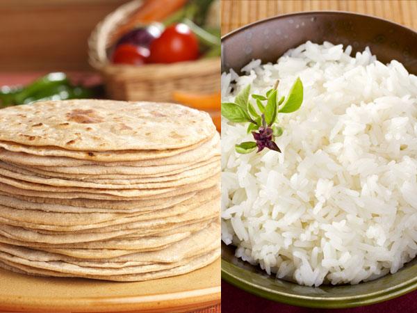 रोटी बनाम चावल: जो बेहतर है?