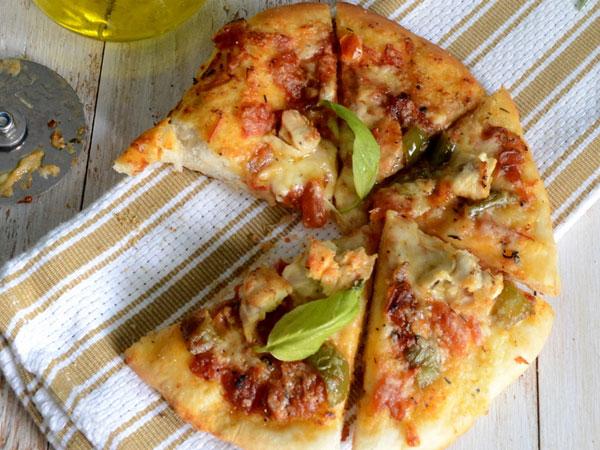 Pourquoi la pizza est malsaine