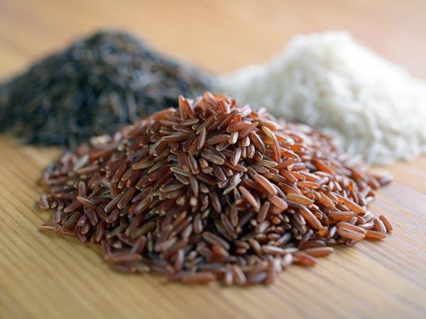 ინდური ბრინჯის 8 ტიპი და მათი უპირატესობები