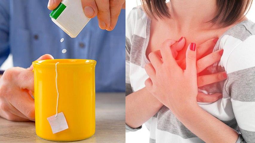 Édulcorants artificiels et leurs effets secondaires