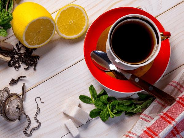 10 Sebab Mengapa Anda Perlu Minum Teh Lemon