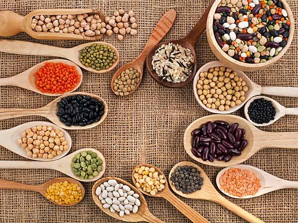 Імпульси: типи, харчові переваги та побічні ефекти