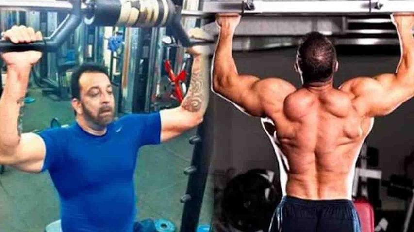 Régime alimentaire et routine d'entraînement de Sanjay Dutt
