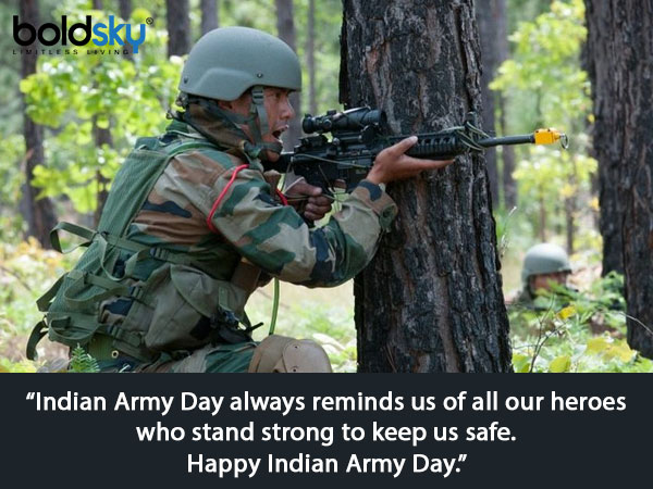 भारतीय सेना दिवस 2020: इस दिन को साझा करना, शुभकामनाएं और संदेश देना