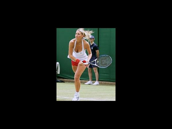 Poglejte najbolj vroče igralke tenisa