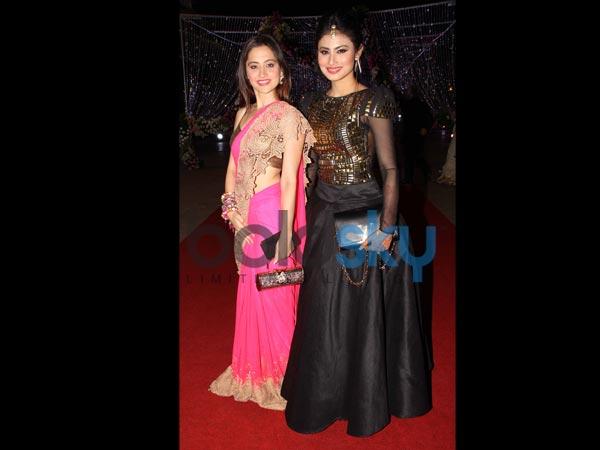 Aamna Sharif éblouie lors de sa réception de mariage