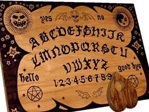 Ouija बोर्ड खेल - विश्वास या एक वास्तविक कला?