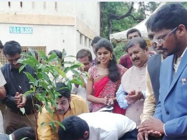 #PlantForKalam: L'actor Vivekh demana als seus fans que plantin arbres per honorar l'APJ Abdul Kalam el seu aniversari