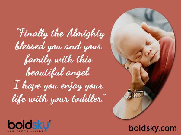 बधाई सन्देश र एक बच्चा केटी को जन्म मा साझा गर्न को लागी शुभकामना