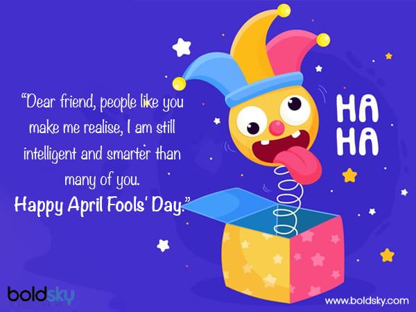 अप्रैल फूल दिवस 2021: मजेदार उद्धरण और संदेश आपके प्रियजनों के साथ साझा करने के लिए