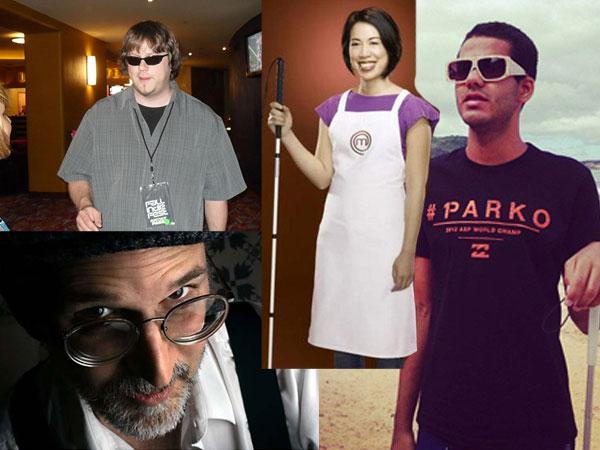 Талентовани н познатих слепих људи на свету