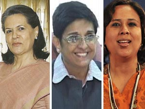 नयाँ बहादुर र प्रसिद्ध भारतीय महिलाहरू