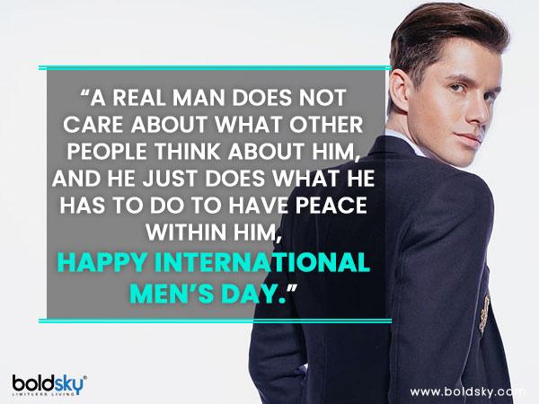 अंतर्राष्ट्रीय पुरुष दिवस 2020: इस दिन को साझा करने के लिए उद्धरण, शुभकामनाएं और संदेश