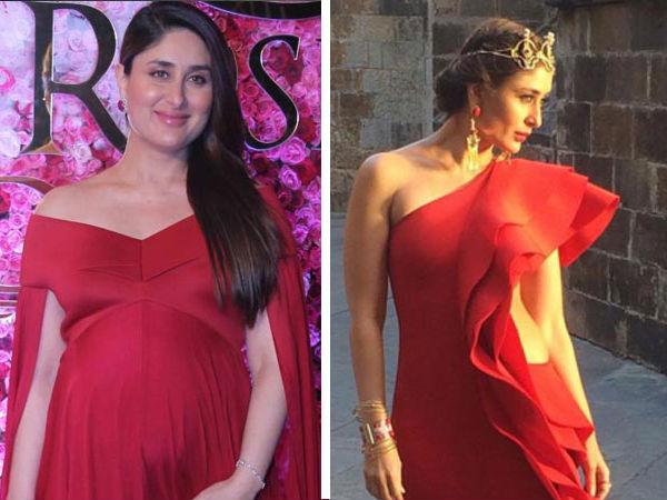 Com Kareena Kapoor va perdre pes després de l'embaràs