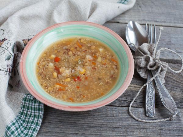 Zdrave juhe za pitje med nosečnostjo
