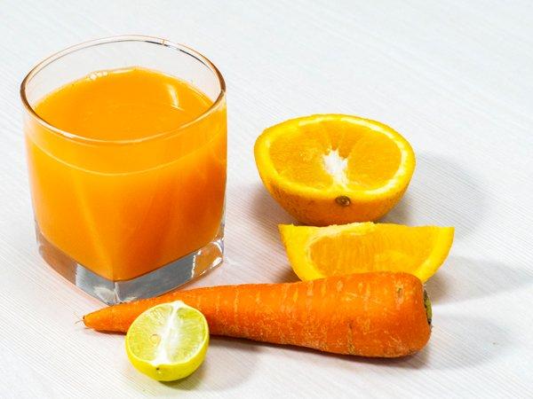 गाजर सुन्तला को रस पकाउने | वजन घटाउन रस नुस्खा | स्वस्थ जुस रेसिपी