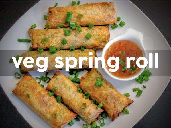 Рецепт овочевої весняної рулетики: як зробити овочевий рулет в домашніх умовах