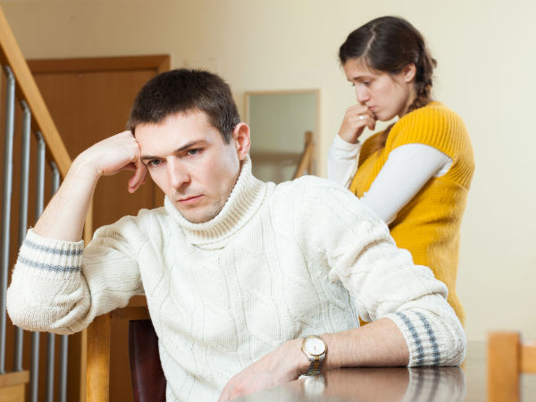 Založenie s komplexom menejcennosti u manžela