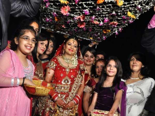 भारतीय वधूंसाठी विवाह सल्ला