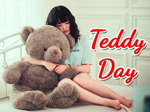 Valentinov teden 2021: Čudovite črte, ki jih lahko na Teddy Day pošljete svojemu partnerju