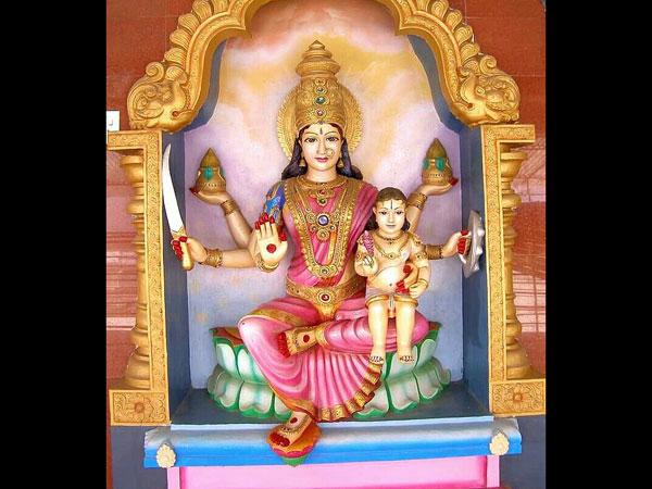 8 облика богиње Лаксхми: Асхталаксхми